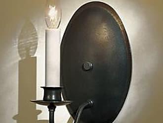 Hubbardton Forge Single Light On Oval Back Wall Sconce
