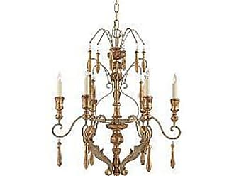 Visual Comfort Katherine 6-Light Chandelier