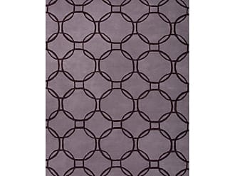 Jaipur Living Rugs Jaipur Lounge Hand-Tufted Abeet Area Rug Charcoal/Cream, Size: 8 x 10 ft. - RUG112605