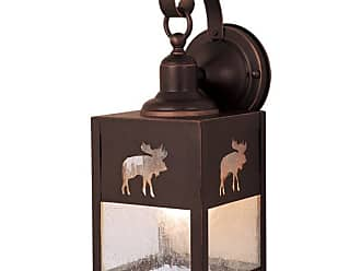 Vaxcel Yellowstone OW24963BBZ Outdoor Wall Sconce - OW24963BBZ