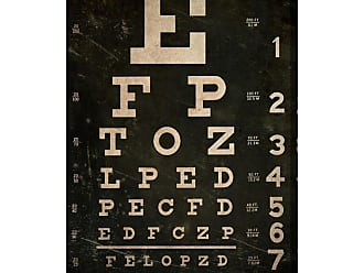 Hatcher & Ethan Hatcher and Ethan Eye Test Canvas Wall Art - HE15144_40X60_CANV_XXHD_HE