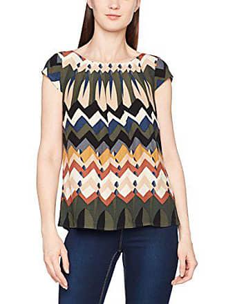 Femme More Multicolor amp; shell Multicolore 44 Bluse Blouse 3055 awaBgxRp