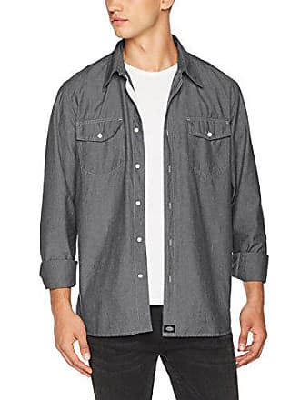Casual 200290 Dickies camisa Hombre 05 Grisgrey GyL D2WEH9I