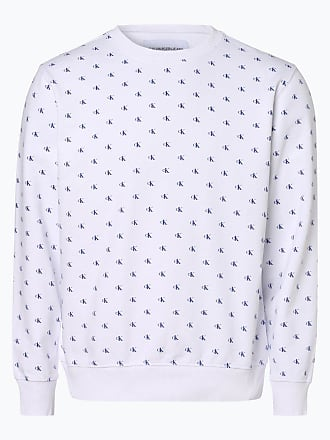 Schwarz Sweatshirt Calvin Jeans Klein Herren xpqwfxz0F
