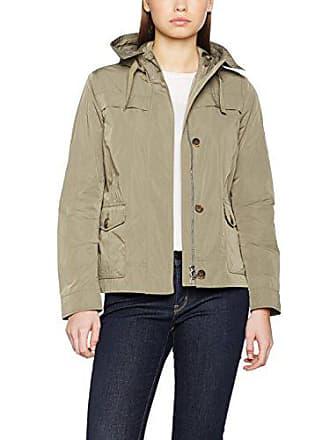 Verde Olive dusty 46 Chaqueta Para F3167 Mujer Geox Woman Jacket FwxYUqX0