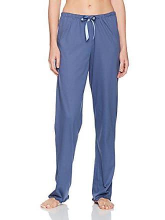 indigo 10092 Pure Pantalones De Cotton Rösch 38 Pijama Azul Para Mujer nT8wCPFUqx