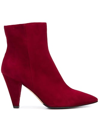 Bottines En Seller The Cuir Rouge xHPvqpzw