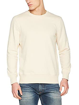Homme Large Beige Sweat Murry Structure shirt oatmeal Whyred Y0Zqp