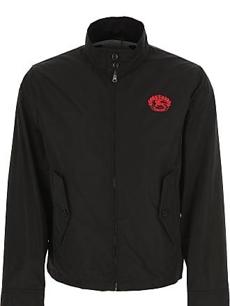Burberry 2017 L Jacket Polyestere Men M For Black fqZwrfT