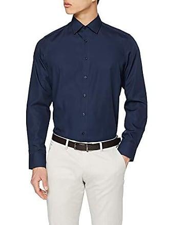 39 Para 116 Venti Azul marine Camisa Hombre Hemd H80x1pwxg