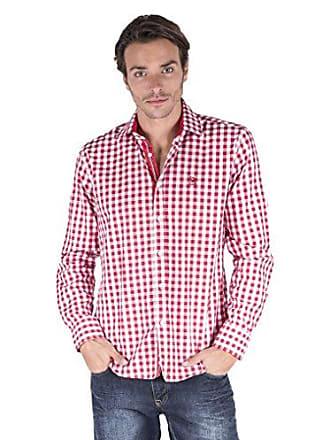 blanco 3xl Hombre Di Giorgio Camisa Mare Rojo wvpFxXqa