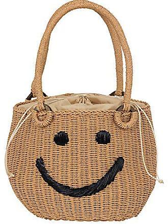 3720 One You See Henkeltasche Braun To Bag Size Vixen Voodoo Happy IZzx0BX