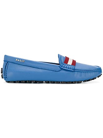 Blauw Loafers Loafers Bally Bally Kwastjes Kwastjes Met Met Blauw Met Kwastjes Loafers Bally XRxxqw7FC