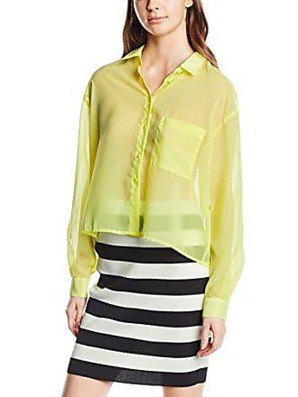 yellow Mujer Blusa Sof Blouse Amarillo S Para Silvian Alloni Heach qXTwR00C