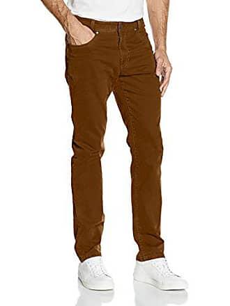 Orange Gardeur Para 8 ziegelstein Pantalones Nevio 54 Hombre l36 W36 wTq6BFw