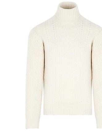 Gris Sweater Knit Turtle Qfreqwc Drumohr Neck Cable wPqnXO1E