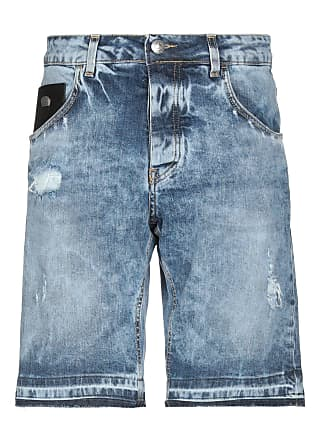 Richmond John DenimJeansbermudashorts DenimJeansbermudashorts John Richmond John Richmond John DenimJeansbermudashorts Richmond DYEHI29W