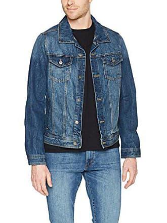 − Hommes En −70 Pour Maintenant Vestes Jusqu''à Bleu Jean q8Xdx8wt