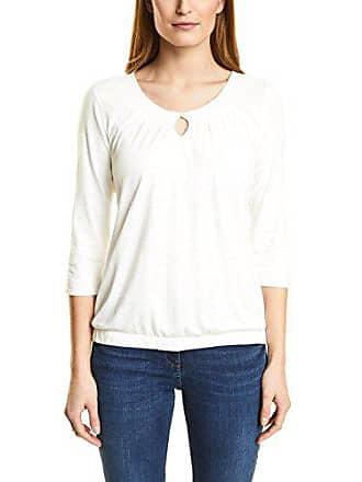Off Manga Camiseta Para Blanco L Cecil White De Adriana 311861 pure Larga Mujer 10125 qZI1wavxT