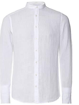 Linen optic Weiß Freizeithemd large herstellergröße Hackett Ps Gmt Dyed xxl White 802 Herren Xx BAIUqg