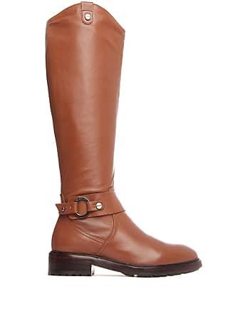 Jims Chaussures Marron Martin Femme Cuir Bottes Jb ZSqRxAZ