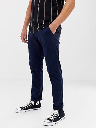 Chinese Slim in blu navy Esprit Cut 7Bg5fdxBwn