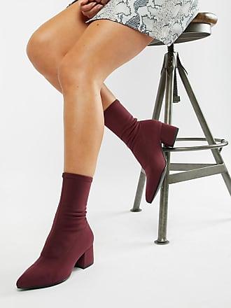 Mya Tipo De elastici Colore Stivali Calzino Vagabond Wine q1wxPX