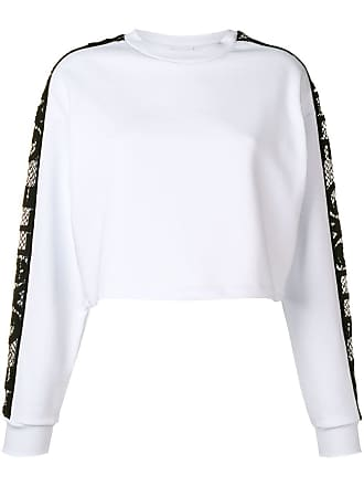 Mouwen Mesh Gaëlle Wit Met Paris Sweater OH4wI
