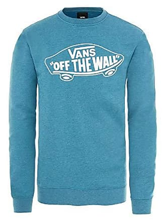 Otw Heather corsair Crew Bleu Shirt Vans Ruj Sweat Homme vwpA4qxzT