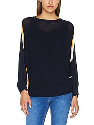 Bleu Knt Pull Pullover 34 sky Captain Femme Onlnicole Golden Only qtwTYIUT