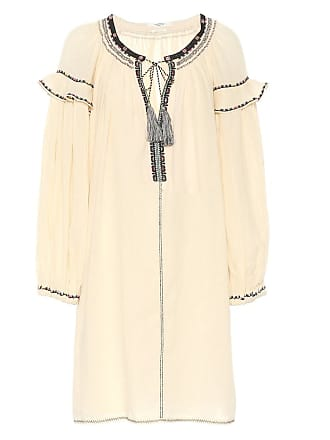 Isabel Cotton Ralya Embroidered Marant Dress AAwr8FqCx