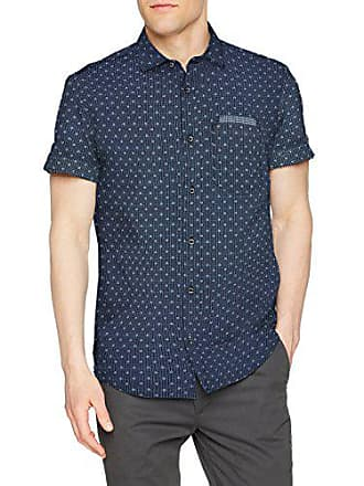 ink 58a5 oliver 03 Casual 899 Para Hombre Camisa S S Azul 22 4529 Navy vCaqFFw