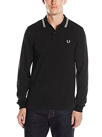 Fred Fp Twin Multicolore Ls Porce Polo Tipped black S Homme Perry 524 rrCqHxR
