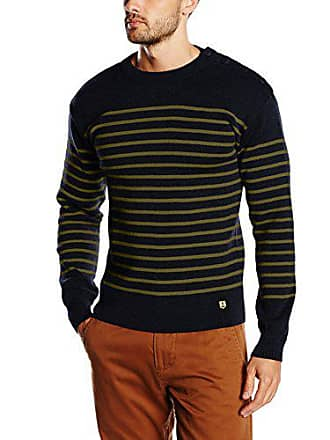 Homme Yucca Lux rich Bleu Navymulticolore Heritage Raye Marin Pull Armor qXn7zwFBw