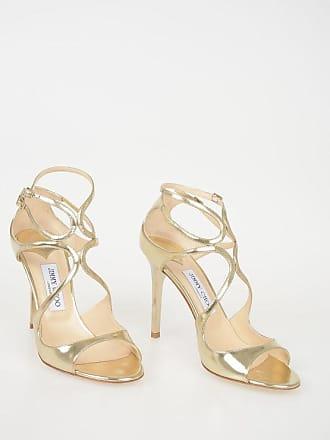 Jimmy 10 London 37 Size Mirror Leather 5 Cm 5 Lang Sandals Choo srtQdCh