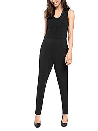 Découpe Jumpsuits 40 Noir 32 taille Xl Slim Esprit Fabricant 001 Schmeichelnder wTq56Zt
