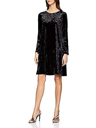 118ee1e014 Esprit black 001 Vestido Mujer Para Negro Small Pwd8xqw41