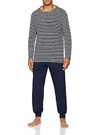 Large Azul Conjuntos Lang Seidensticker Anzug Pijama 052 Hombre De talla 803 Fabricante Del Para dunkelblau vqHwpH4