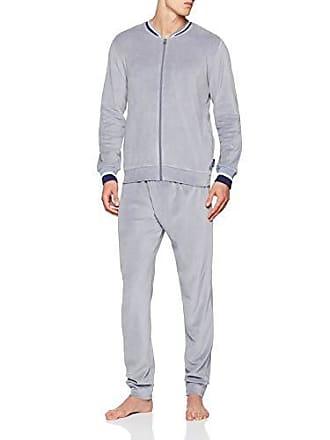 Schlafanzug Acciaio Zweiteiliger Pigiama Herren largeherstellergröße6 Lovable Graugrigio 08aX lFJ5u1c3TK