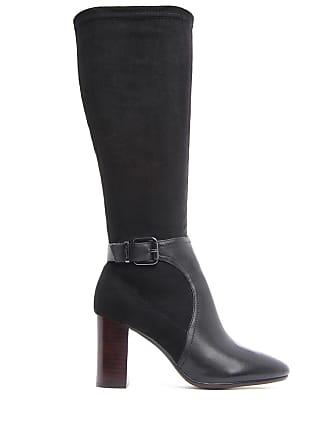 Stretch Noir Jb Bottes Chaussures Femme Martin Ville wpfqI7Rf6