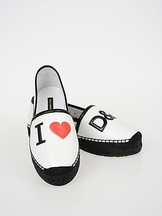 amp; 38 Gabbana Size Leather Espadrillas Dolce zBqKHdzy