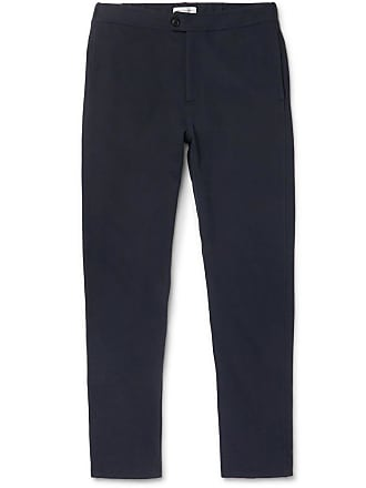 Trousers Travel Hare Hamilton Cotton Tapered amp; Navy blend S0qqRt