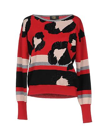 Vdp Collection Vdp Collection Pullover Maille Hqwxpz