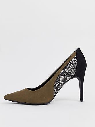 Look Salón Estampado En Verde De New Zapato dSgdq0