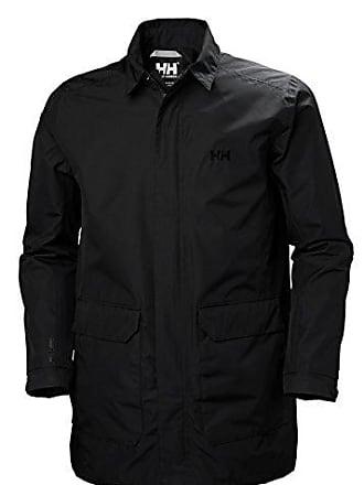 Coat negro Noir Dubliner Hansen Homme Helly Small Manteau 990 UaPEAqxw