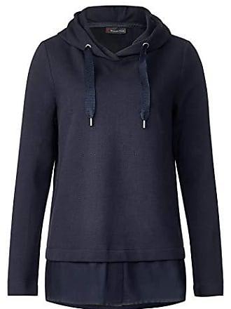 Sky Street 300737 11497 One Shirt Blau night Femme Sweat pq70wrxq