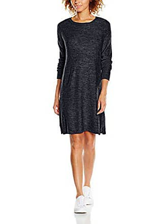 Vestido Azul Del Fabricante 38 Rib Mujer Viriva Medium Eclipse Clothes Dress total Vila talla noos OH7XXa