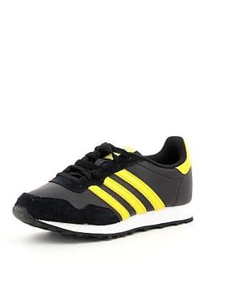 Schwarz Ocis Originals 40 gelb Adidas Runner Größe qU0zw