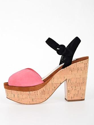Prada 38 Size Sandals 5 Leather wSRq8w0