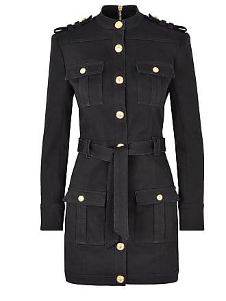 Dress Balmain Black Short Short Black Dress Short Balmain Balmain Black Dress vBwBqA
